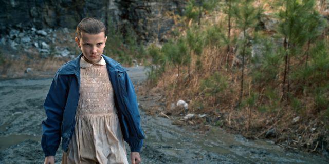 """""""Eleven"""" de Stranger Things baila """"El Perdón"""