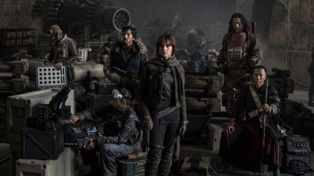 Ya conocemos el nuevo droide de Star Wars