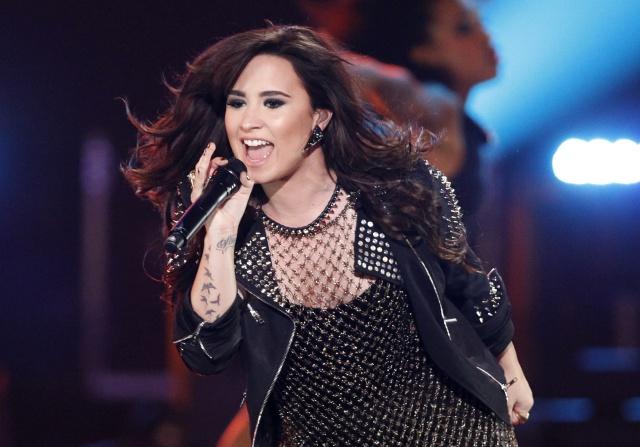 Demi Lovato versiona una canción de Adele