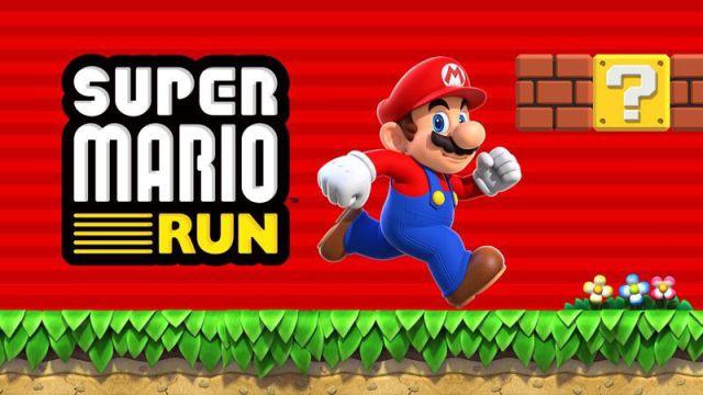Super Mario Run, el primer juego de Mario para iPhone