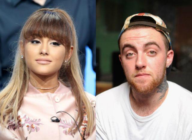 Mac Miller estrena canción con su novia Ariana Grande