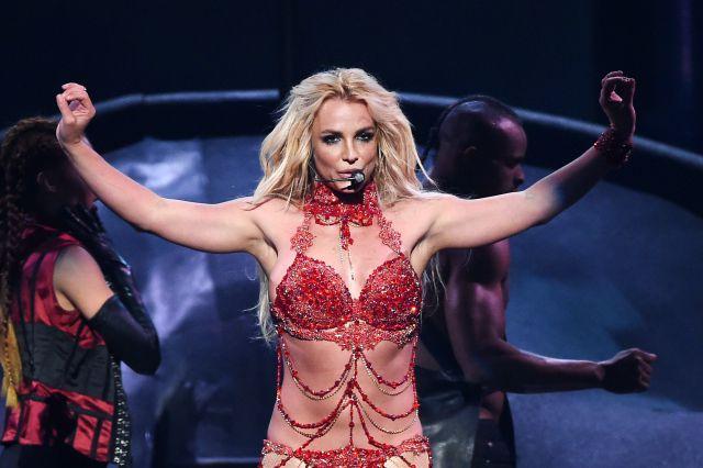 ¡Britney Spears se volvió loca en Instagram!