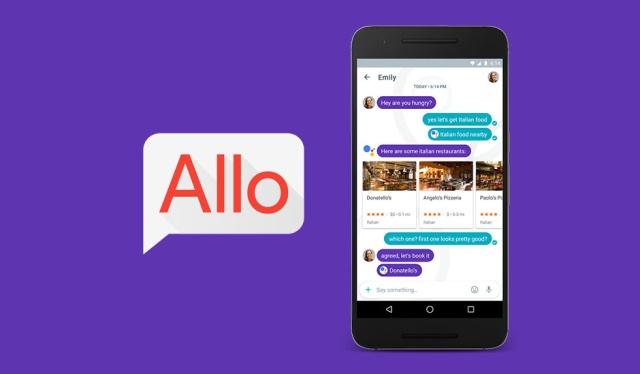 Allo: un WhatsApp con inteligencia artificial