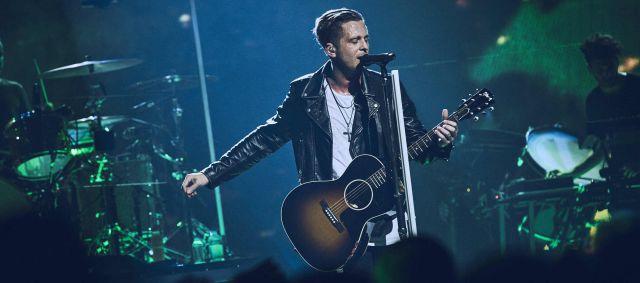 One Republic encendió el escenario del Apple Music Festival
