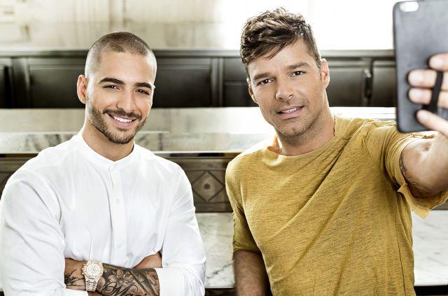 Vente Pa' Ca es lo nuevo de Ricky Martin y Maluma