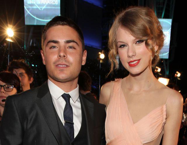 ¿Taylor Swift está saliendo con Zac Efron?