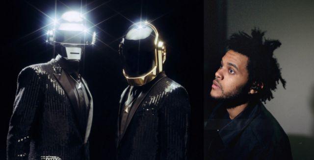 La espera terminó,ya está el vídeo de The Weeknd y Daft Punk