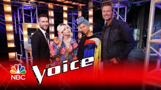 Segunda semana de audiciones en The Voice