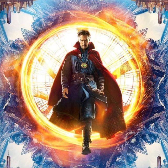 El nuevo trailer de Doctor Strange es increíble
