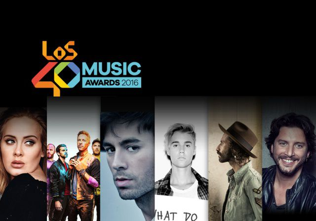 ¡Llegan Los 40 Music Awards!