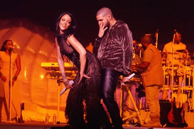 Drake y Rihanna terminan su romance