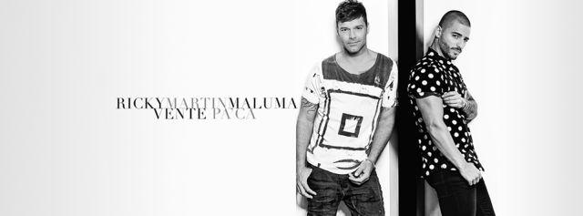 Maluma rompe el silencio sobre supuesto romance con Ricky Martin