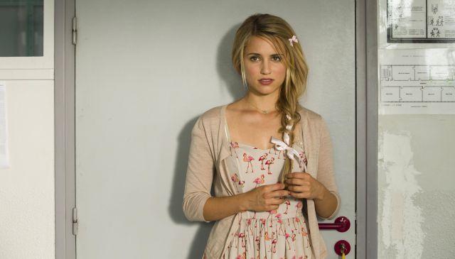 Popular actriz de Glee se casó con una estrella de Rock