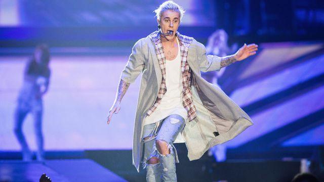 Justin Bieber daría concierto en Costa Rica