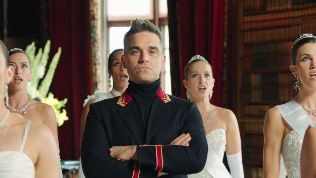 Robbie Williams nos muestra su nuevo vídeo