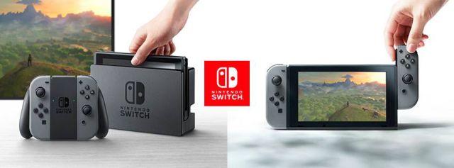 ¡La vida es buena! Nintendo nos presenta el Nintendo Switch