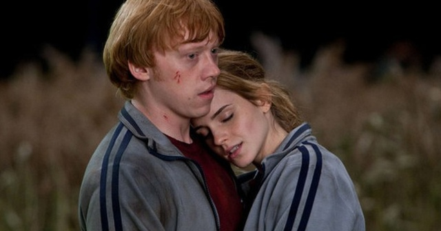 Lo que no viste del beso entre Ron y Hermione en Harry Potter