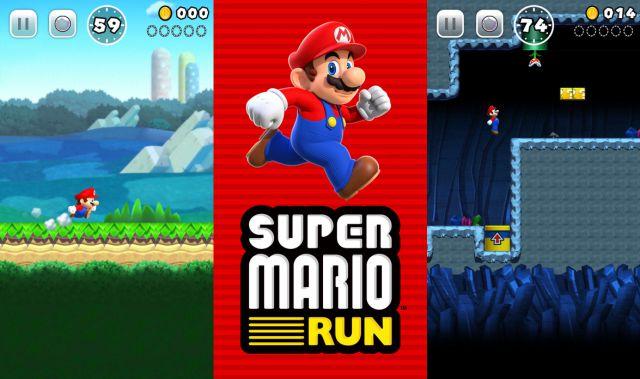 ¡Al fin! Ya podés descargar 'Super Mario Run'