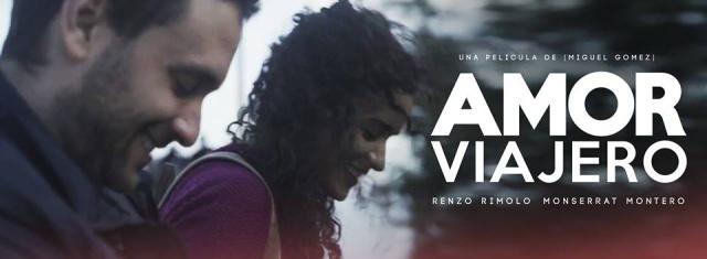 Renzo Rímolo formará parte de la película Amor Viajero