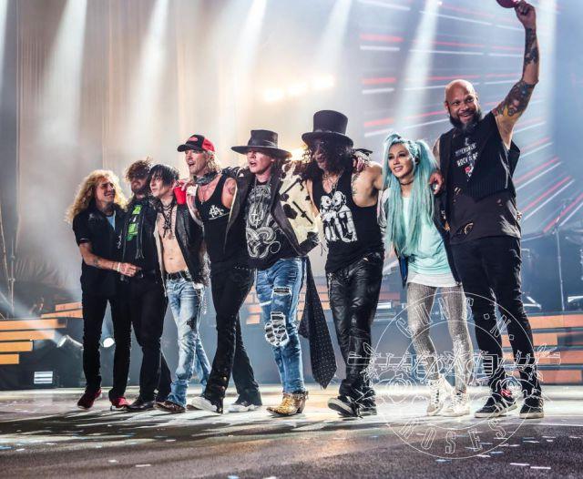 Todo lo que tenés que saber del concierto de Guns N Roses