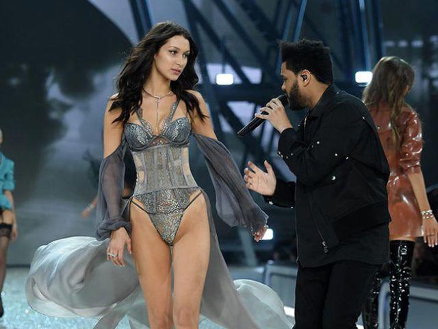 ¿Qué pasaría si encontras a un ex novio...pero en la pasarela de Victoria's Secret?
