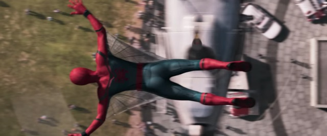 Trailer de 'Spiderman: Homecoming' ya está acá