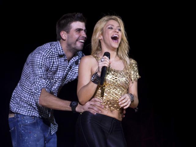 ¡Que pasado! Piqué le hizo una broma muy pesada a Shakira