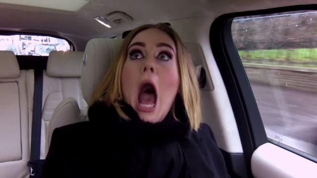 Adele protagonizó el viral del año