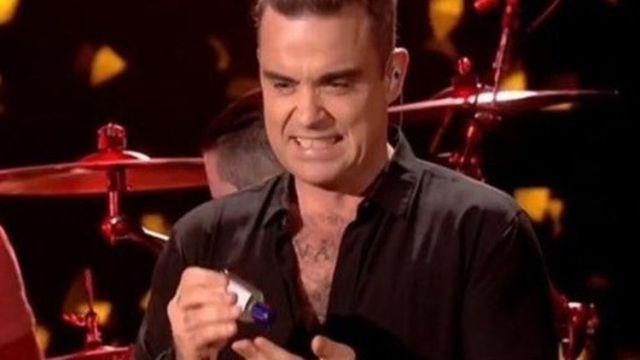¿Robbie Williams le tiene asco a sus fans?