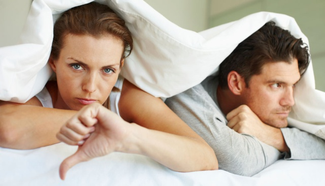 Los 8 errores de los hombres en la cama