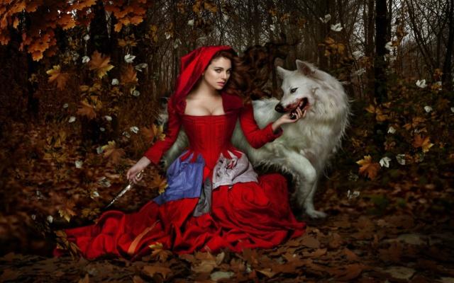 Caperucita Roja... Darker