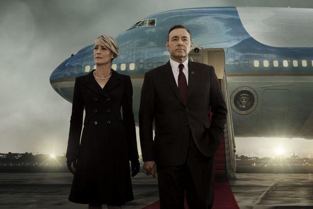 'House of Cards' anuncia fecha de estreno de su quinta temporada