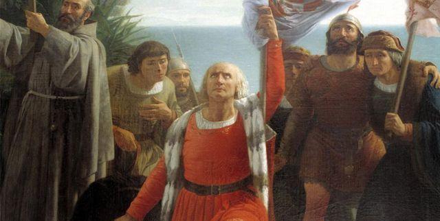 Así fue cómo Cristobal Colón llegó a pedir billete a la Reina