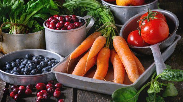 ¿Qué tipo de verdura sería usted?