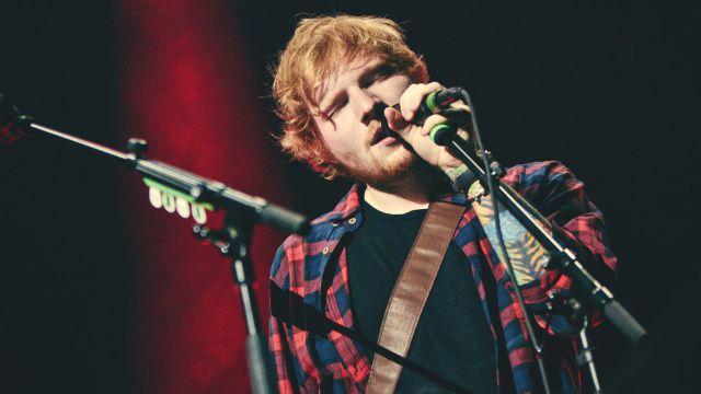 ¡Confirmado! Ed Sheeran tocará en Costa Rica