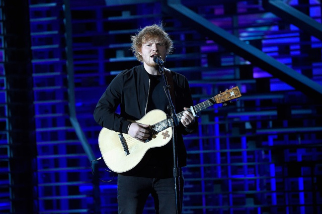 Ed Sheeran se sube al ring en el vídeo de
