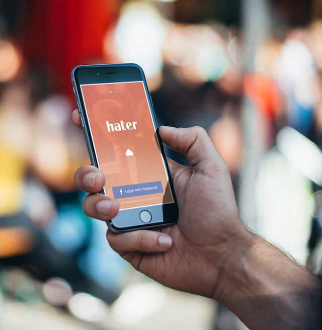 Existe un app para que 'los haters' liguen entre ellos