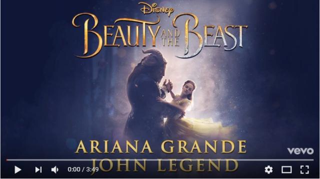 ¡Perfecta! Así suena la canción de la Bella y la Bestia