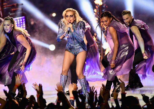 Así fue el show de Lady Gaga en el Super Bowl LI
