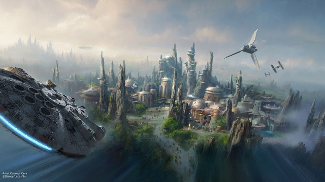 Disney abrirá Star Wars Land en el 2019
