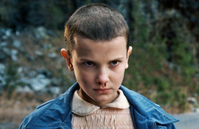 ¡OMG! Este es el nuevo look de Eleven en 'Stranger Things'