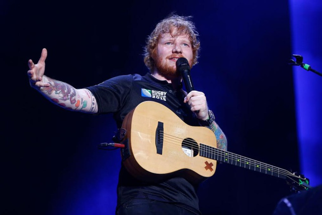 Ver a Ed Sheeran costará entre los ¢28,750 y los ¢92,000