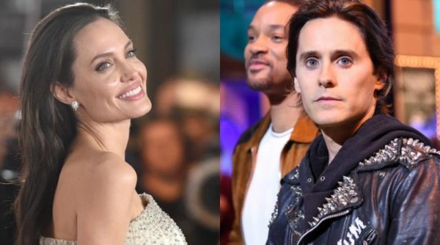 ¿Angelina Jolie y Jared Leto están juntos?