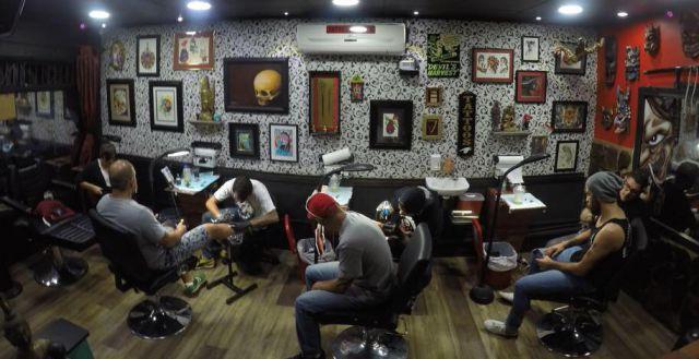Evento de tatuajes recaudará fondos para escolares