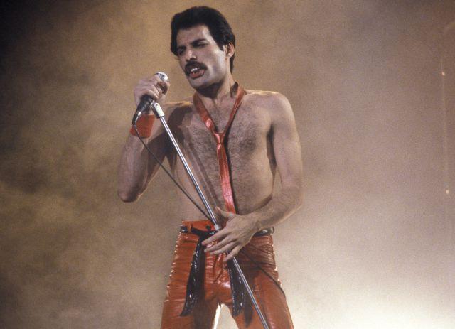 Así suena la voz de Freddie Mercury sin música
