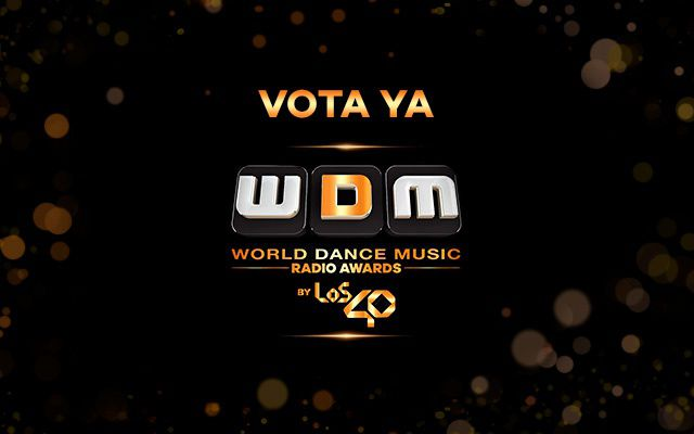 Llegaron los World Dance Music Radio Awards