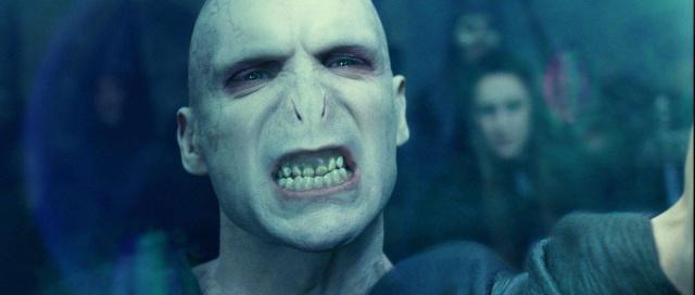¿La Bella y Lord Voldemort? ¡Ya es una realidad!