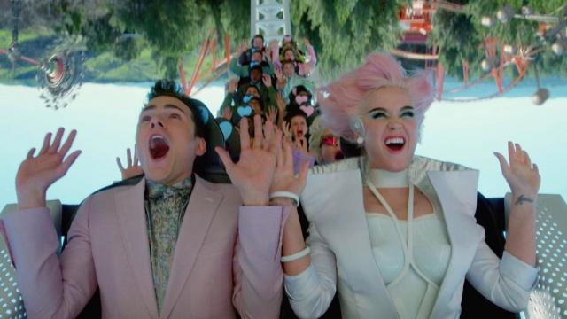 Katy Perry estrena vídeo de