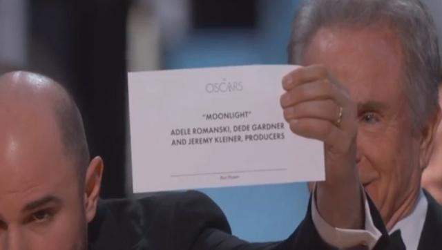 ¿Qué fue lo que realmente pasó tras el error en los Oscars 2017?