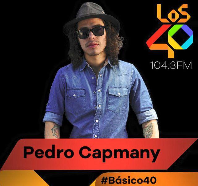 Pedro Capmany se lució en el primer #Básico40